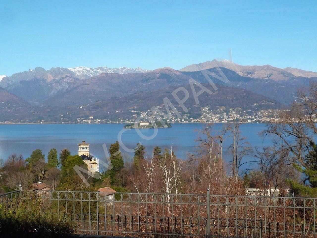Недвижимость италия озеро маджоре